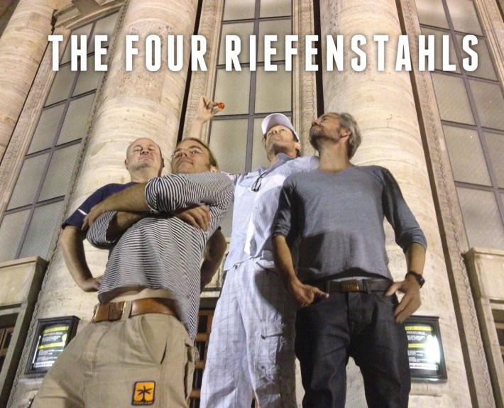 The Four Riefenstahls