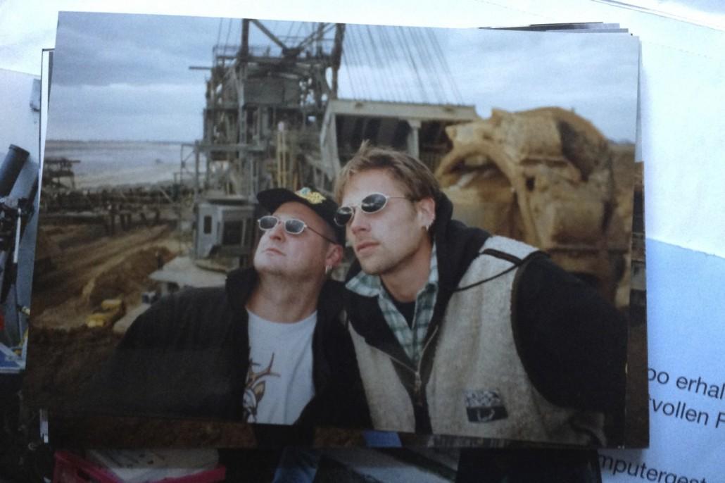LundF am Loch_ca 1995
